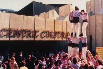 Inauguració Centre Cultural