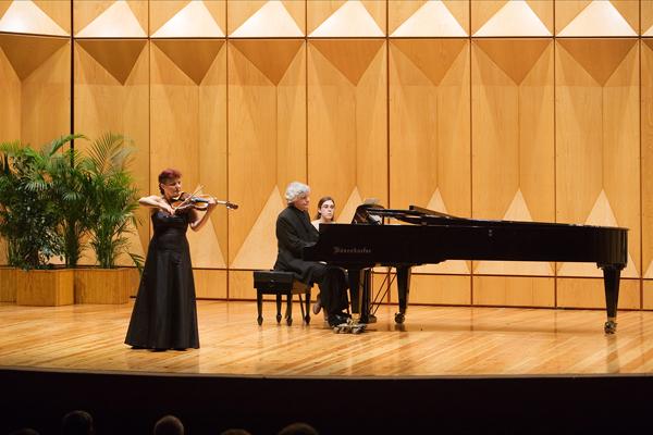 Ala Voronkova i Guerassim Voronkov