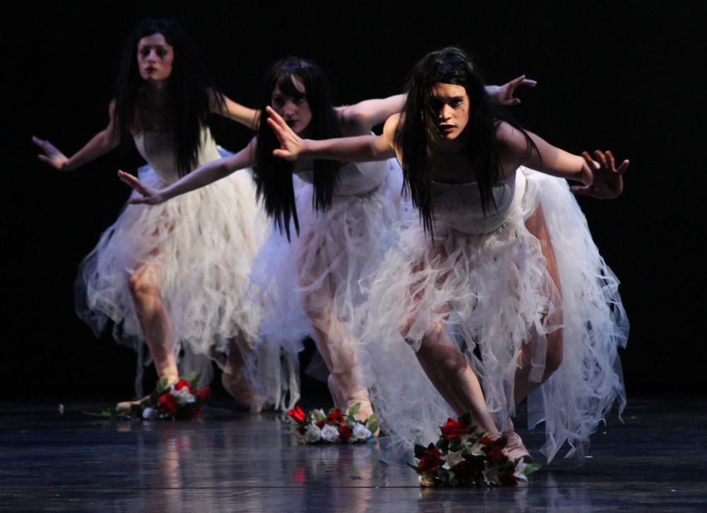 Ballet David Campos - Giselle i les dones d'aigua