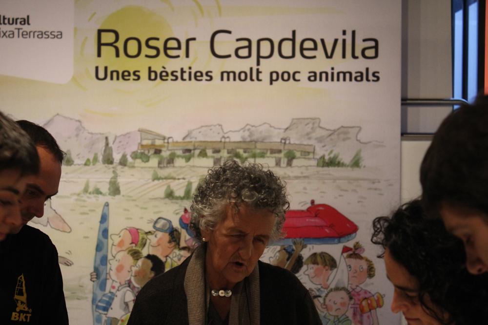 Exposició Roser Capdevila