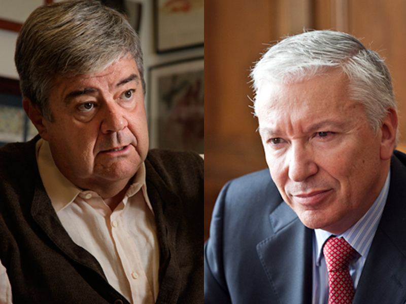 Guillem López Casasnovas i Antoni Abad