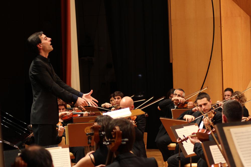 Orquestra Simfònica del Vallès i Miquel Farré