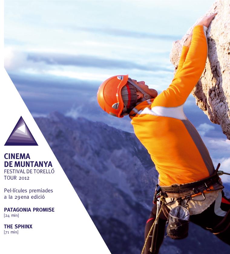Cinema de Muntanya. Festival de Torelló - Tour 2012