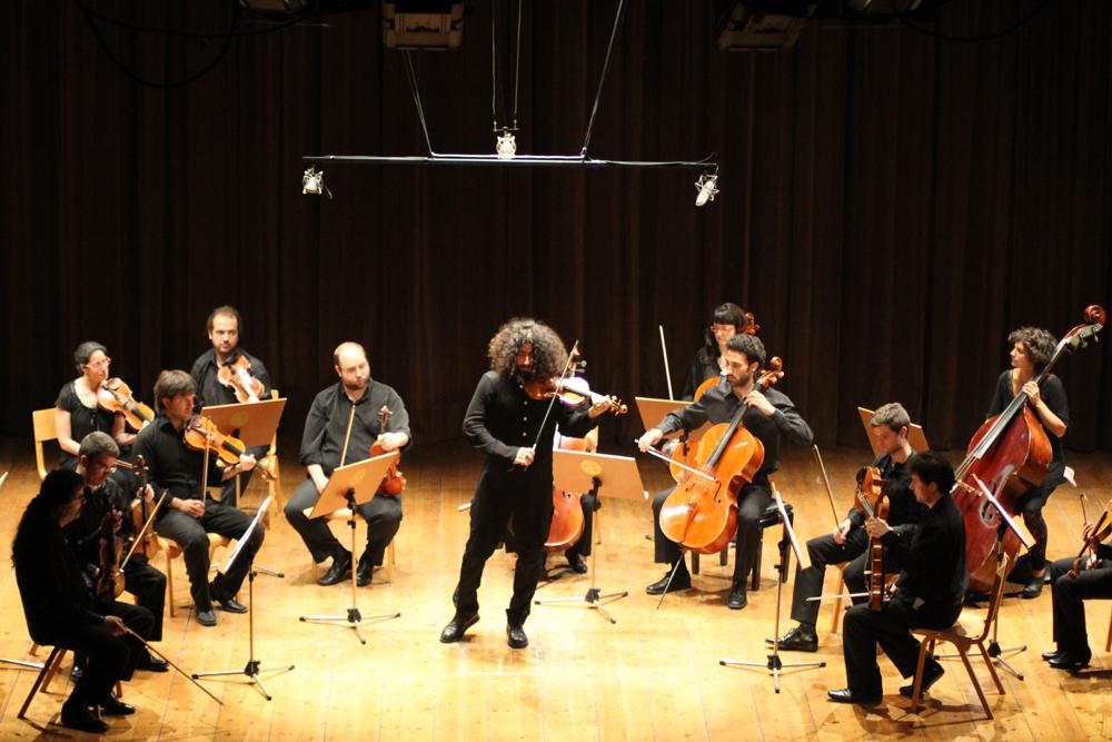 Orquestra de Cambra Terrassa 48 i Ara Malikian