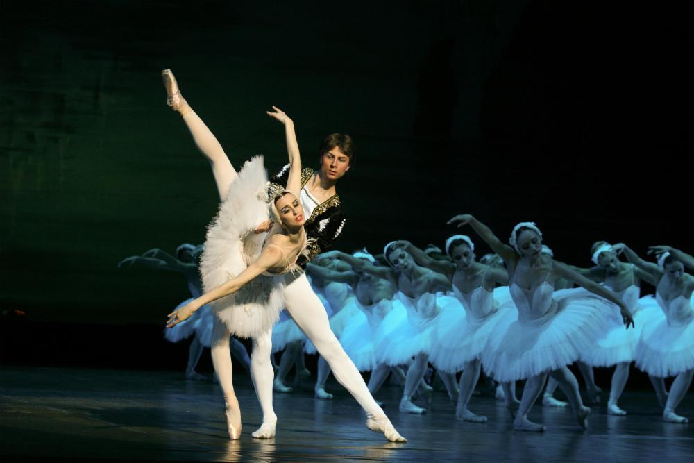 Ballet del Teatre Bolxoi de Bielorússia