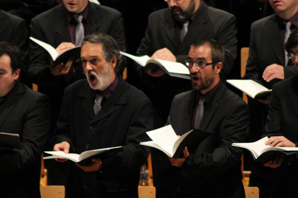 Coral Cantiga - J.Brahms: Un rèquiem alemany