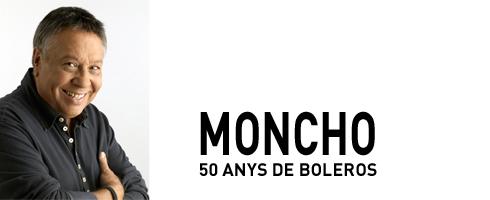 Moncho 50 anys boleros