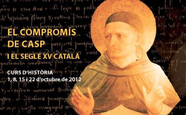 El compromís de Casp i el segle XV català