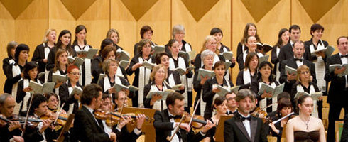 Coral Nova Egara i Euroquartet Ensemble