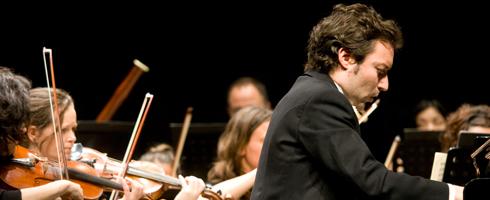 Orquestra de Cambra Terrassa 48 i Daniel Ligorio