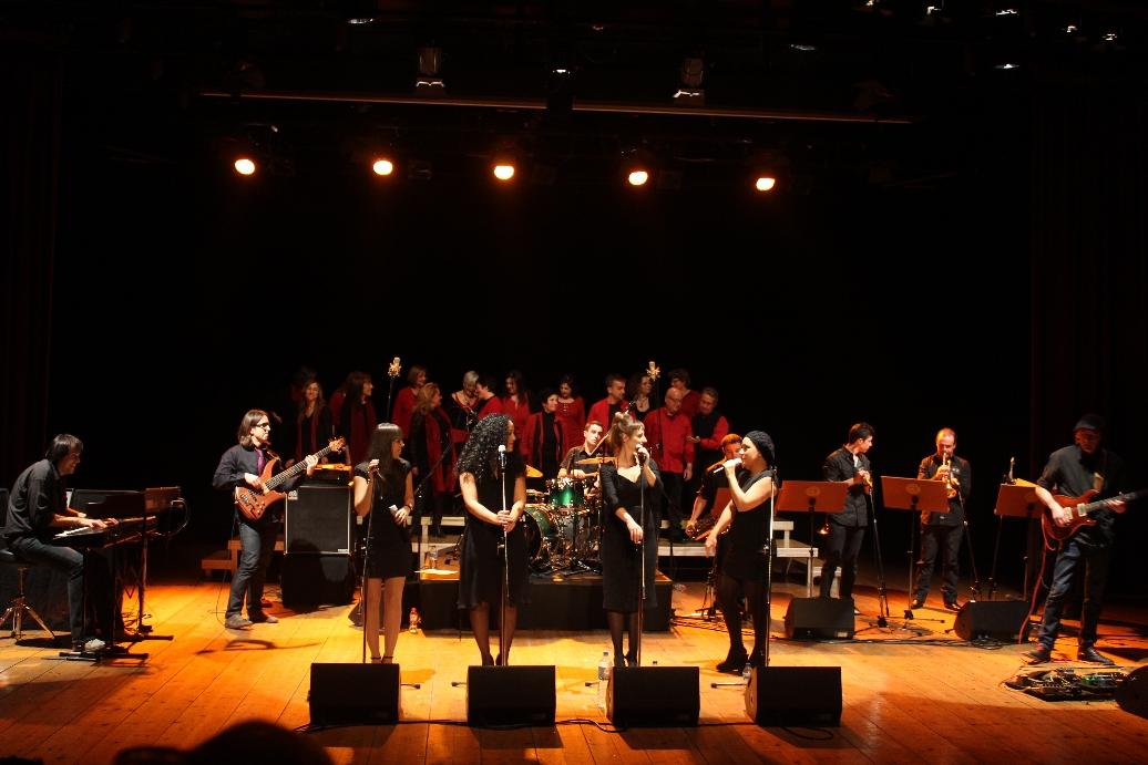 mrKeaton en concert