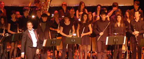 Banda de Terrassa + Camut Band
