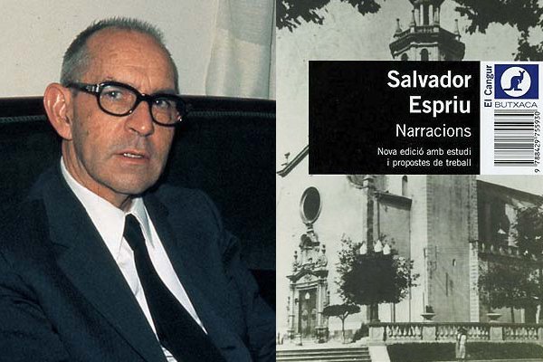 Salvador Espriu - Tereseta que baixava les escales