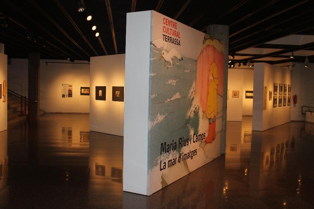 Maria Rius - La mar d'imatges