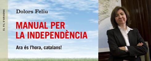 Dolors Feliu, Manual per la independència