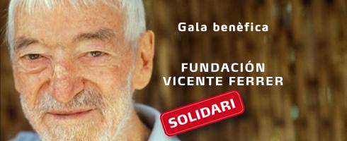 Gala benèfica Fundación Vicente Ferrer