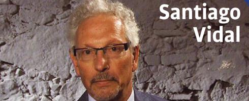 Conferència de Santiago Vidal