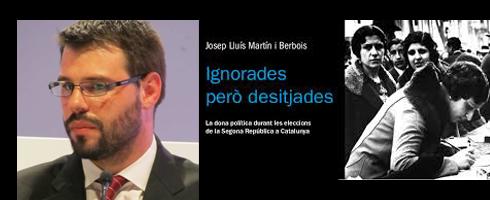 Presentació llibre J.Ll.Martín Berbois