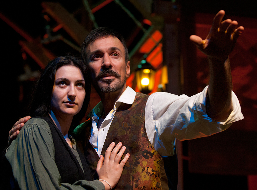 Isavel, el musical
