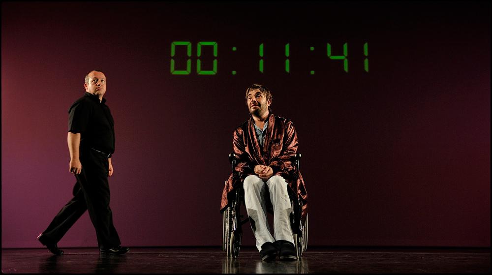 Temps, Teatre de Guerrilla