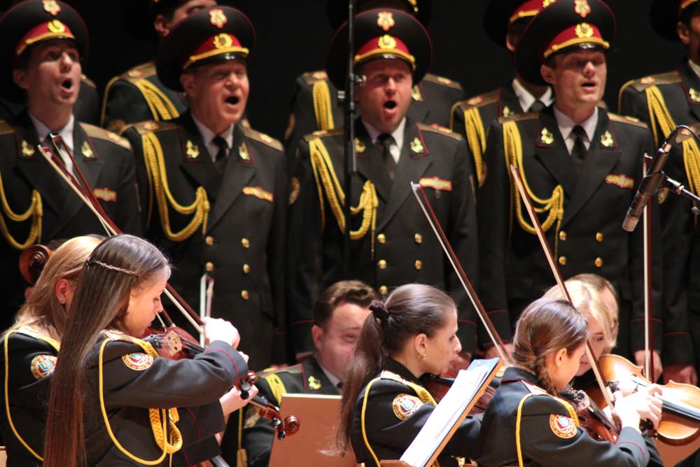 Cor, ballet i orquestra de l'Exèrcit de Kiev