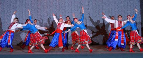 Ballet Folklòric Veselka d'Ucraïna