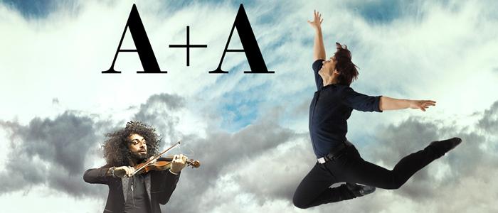 A+A Angel Corella + Ara Malikian