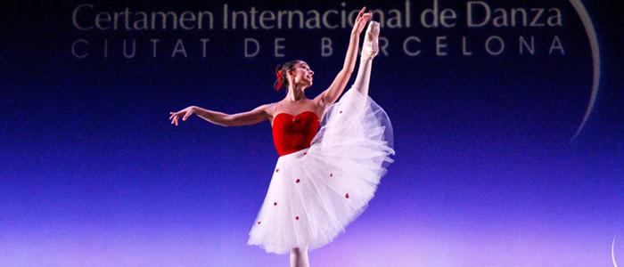 Certamen Internacional de Dansa de Barcelona