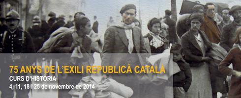 75 anys d'exili català