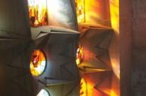 Els colors de la llum. Vitralls de Vila-Grau a la Sagrada Família
