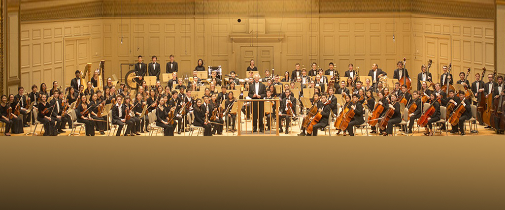 Boston Philharmonic Youth Orchestra, Symphony Hall, Boston, MA