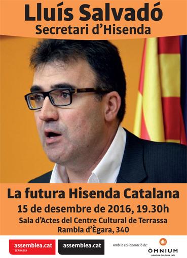 Cartell Hisenda Catalana