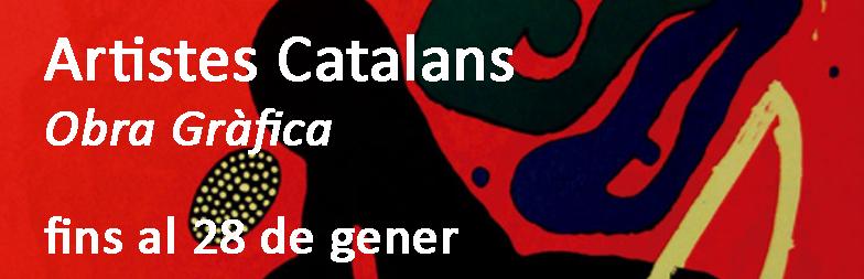 Exposició La Galeria 'Artistes Catalans'