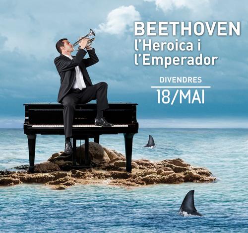 Beethoven, l'heroica i l'emperador