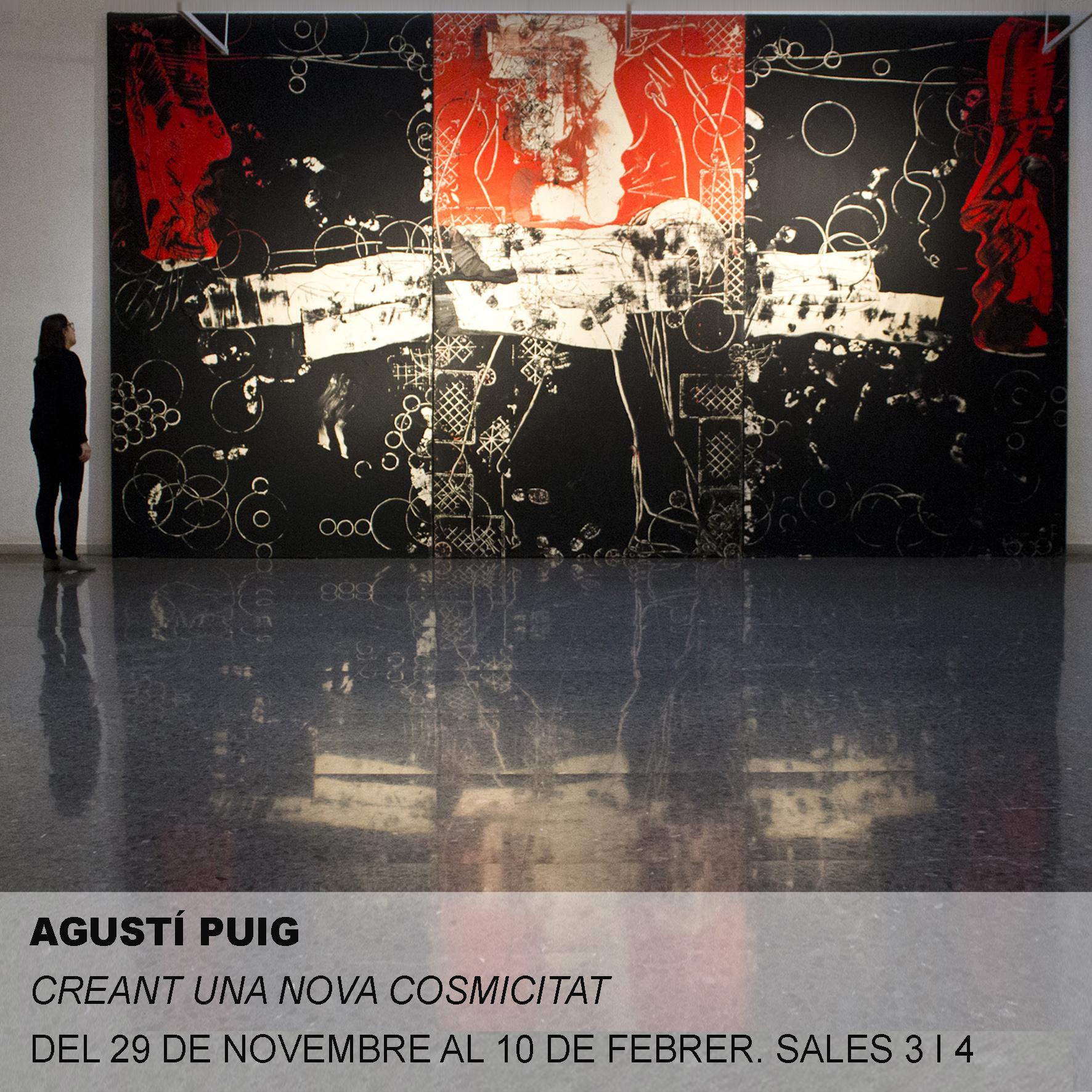 Exposició Agustí Puig