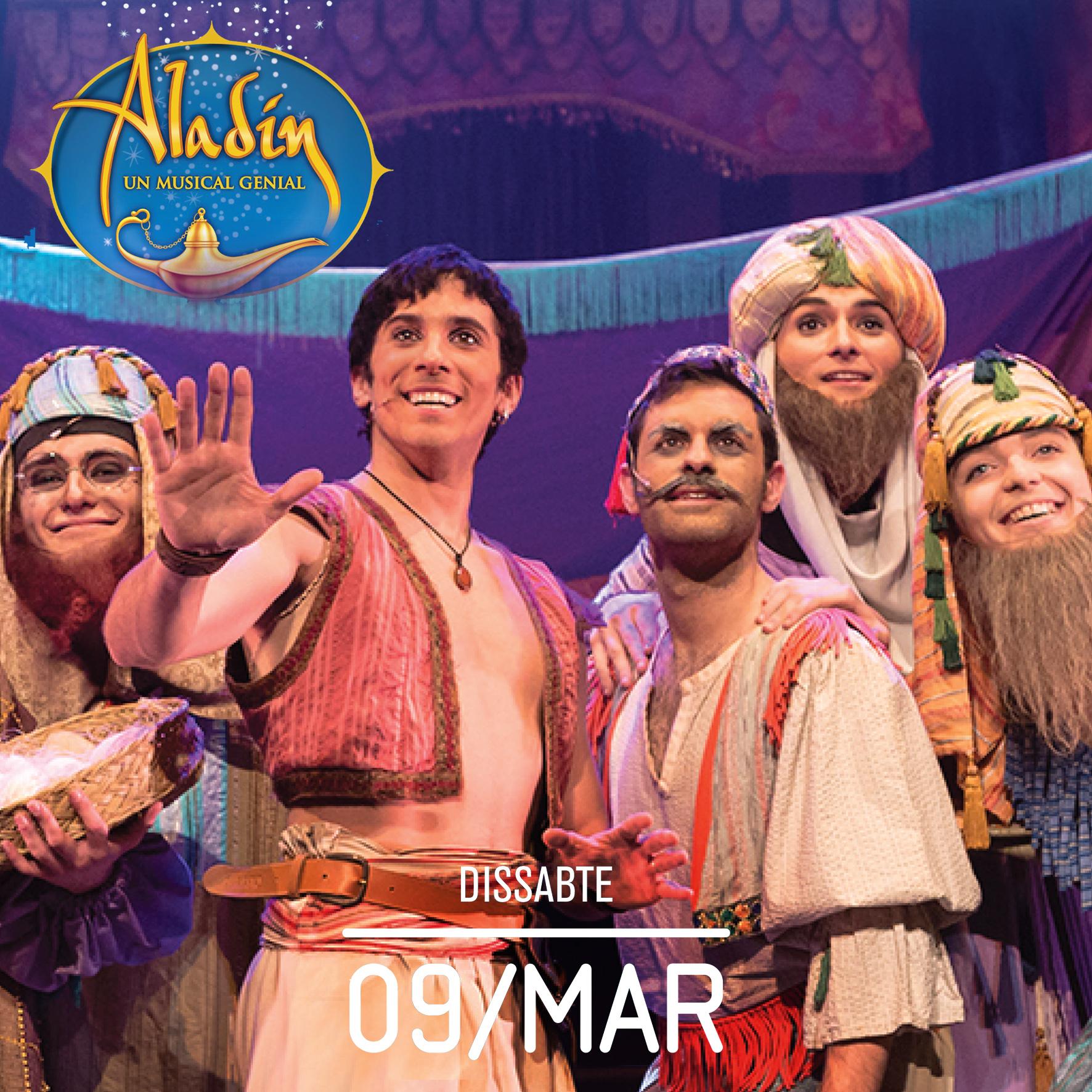 Musical Aladín