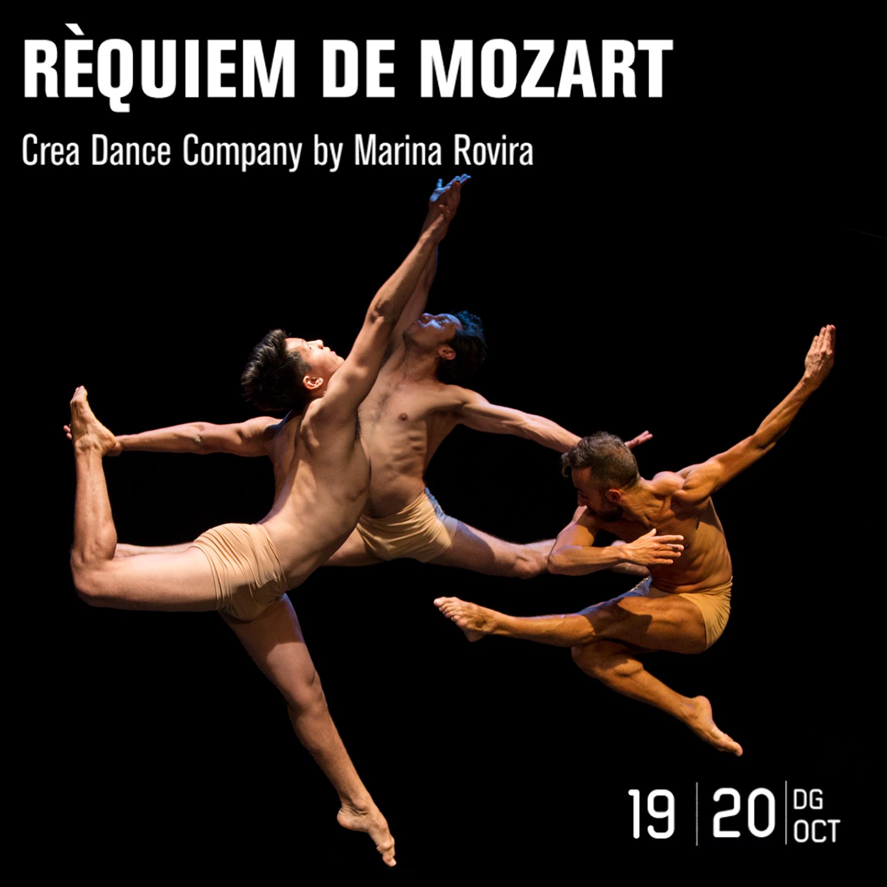 Rèquiem de Mozart · dansa